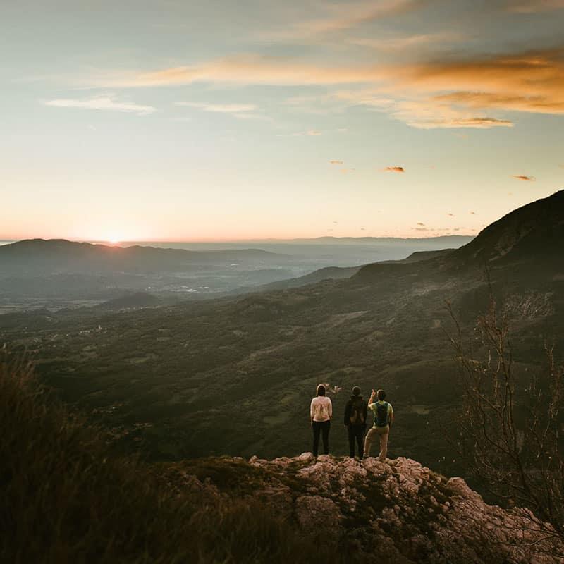 Hiking Vipava Valley