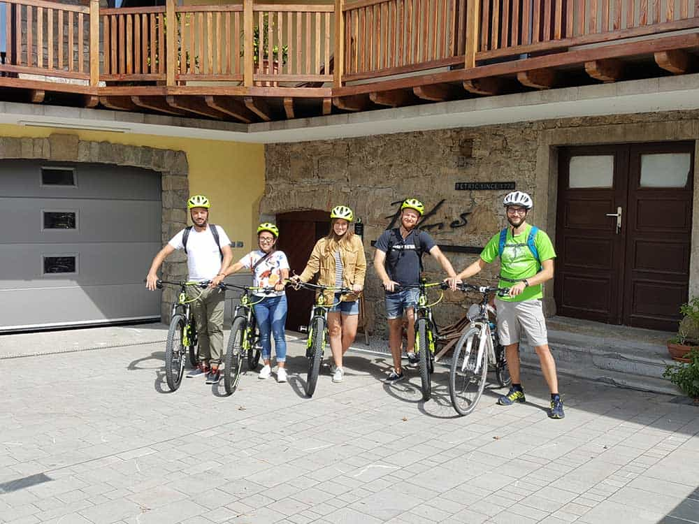 Cycling Tour Vipava Valley