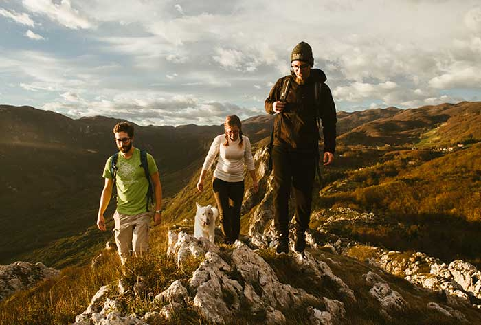 Active tours Vipava Valley
